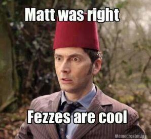 Fezzes-Cool
