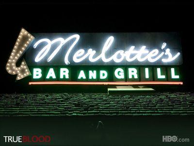 Merlotte's Sign