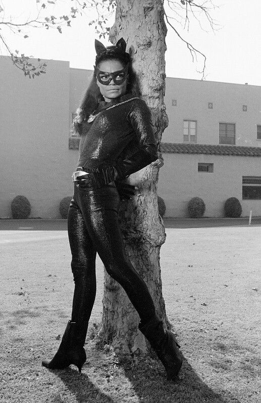 Eartha Kitt as Cat-Woman