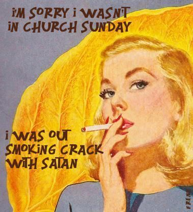 Smoking-Crack-Satan