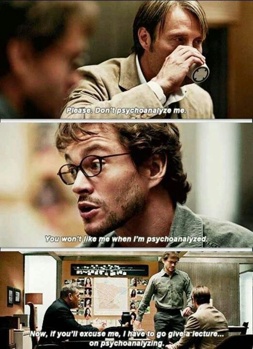 psychoanalyze