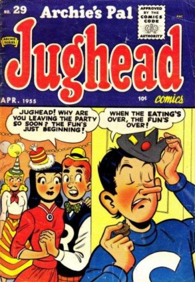 Jughead Comic