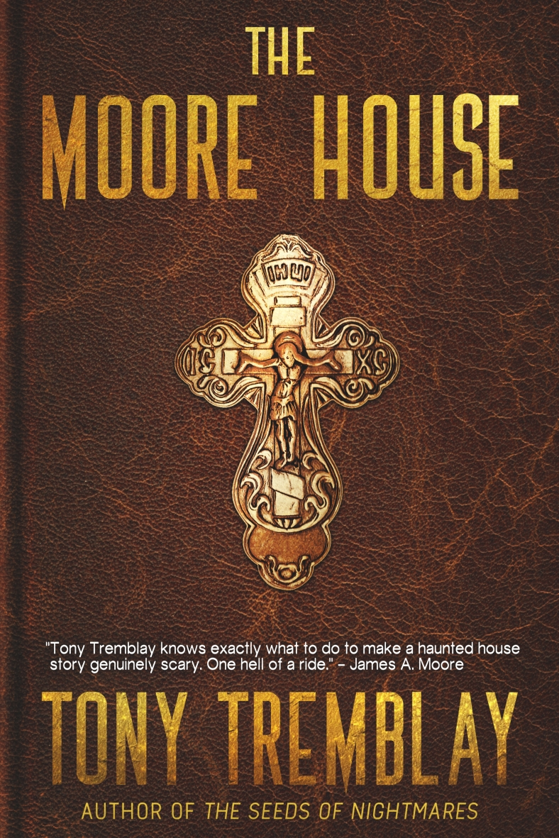 The Moore House cover